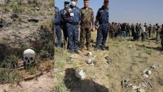 Federal Police discover mass grave in Kirkuk