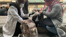 نساء التحرير يتصدرن الخطوط الامامية في التظاهرات