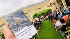 توثيق تهديم المزارات والرموز الدينية الإيزيدية في سنجار