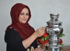 Asil al-Yasiri: Not only men can run restaurants