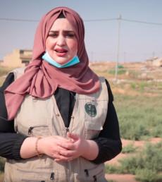 As volunteer, I faced society's criticism, Coronavirus dangers: Dalia al-Ma'mari