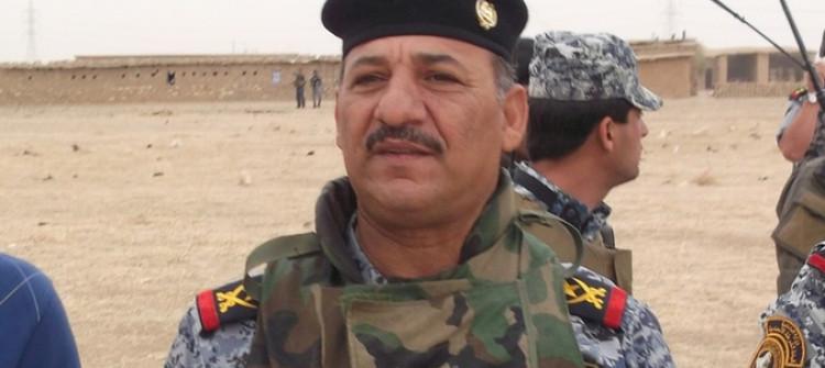 اطلاق سراح احد كبار الضباط المكلفين بحماية الموصل اثناء اجتياحها من قبل داعش
