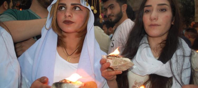 Bağdat'ta Ezidilere ait kutsal mekanlar yok