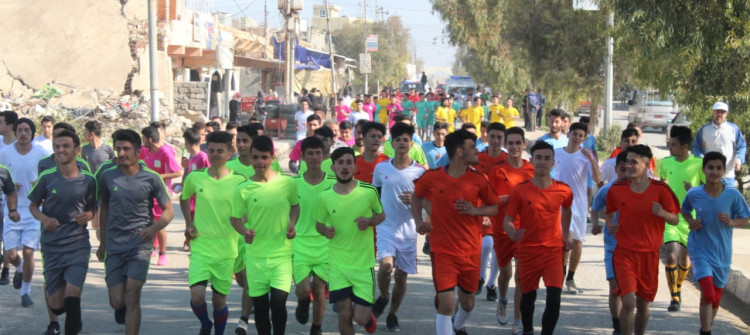 Life comes back to Tal Afar