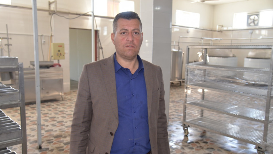 منّو رفض الهجرة ويحقق حلمه في الحمدانية