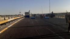 Mosul under lockdown again