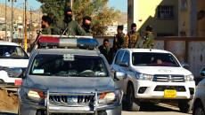 اصابة صحفي بتبادل لاطلاق النار عقب تظاهرة في سنجار