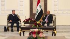 Türkiye Savunma Bakanı Hulusi Akar, Bağdat'ta temaslarda bulundu