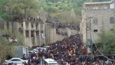 Laleş Tapınağı'nda klip çekmek yasaklandı