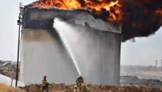 2020'de Ninova çok sayıda yangına tanık oldu