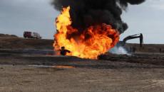 Kerkük'te petrol borusu sabote edildi