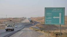 6 aydan sonra Sihela-Şengal-Zumar karayolu açıldı