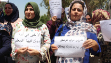 Kürtçe öğretmenleri, taleplerini Bağdat'ta Bakan Dilemi'ye iletti