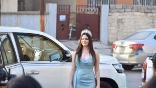 Fotoğraflarla Irak Güzellik Kraliçesi evine döndü