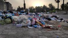 Kirkuk municipality stops piled-waste collection