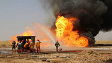 Policeman killed, two oil wells bombed in Kirkuk