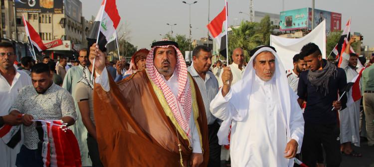 """المجلس العربي في كركوك يطالب ببذل المزيد من الجهود للكشف عن """"ضحاياالاختفاء القسري"""""""