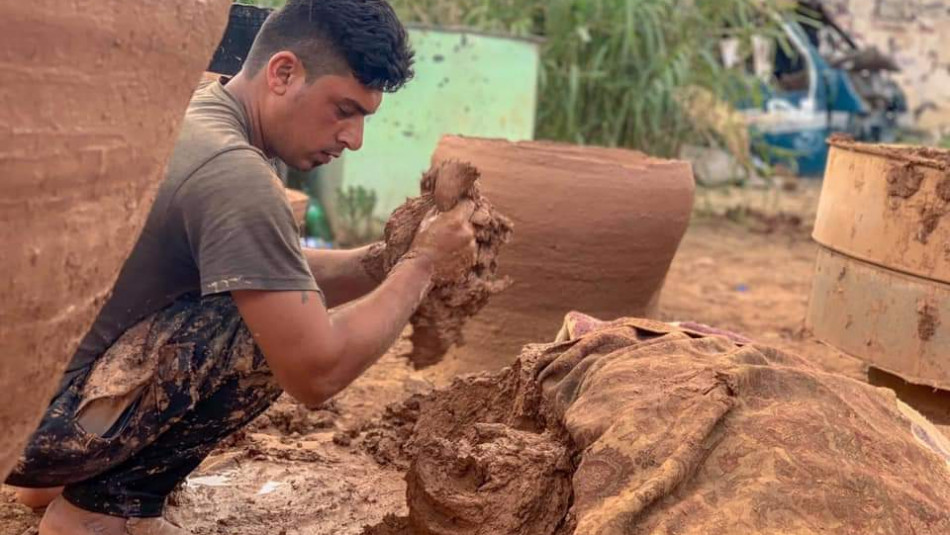 Sarwar turns mud into gold