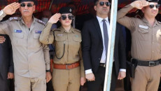Case of officers saluted Turkmen anthem sorted out