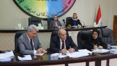 بغداد: مجالس المحافظات العراقية بانتظار حسم مصيرها<br>اعضاء المجالس دون مرتبات شهرية و لم يحالوا بعد للتقاعد