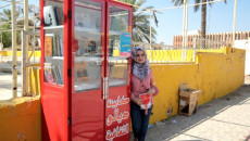 Istibraq sets up eight book stalls in Diyala to encourage reading for free