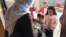 الايزيديون يحتفلون بعيد الصيام
