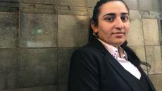 Farida, Ezidi Survivor: I am stronger than Daesh