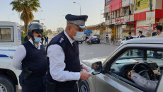 Kirkuk drivers fined 124 million and 300 thousand Iraqi dinars for breaching coronavirus lockdown