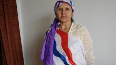 Janet Khosaba, a Christian woman, celebrates Akitu at home