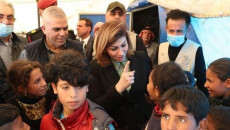 Iraqi government shuts IDP camp of ISIS families