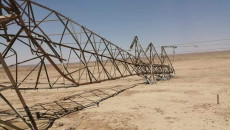 177 transmission towers targeted in 5 weeks