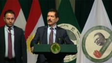 Kosret resul ali yeketi siyasi yüksek konseyinin lideri seçildi