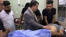 الصحة تعلن الحصيلة النهائية لتفجيرات كركوك