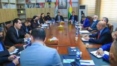 Kerkük'teki IKB ofisleri Kürdistan Parlamentosu'ndan destek talep etti