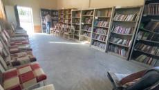 مكتبة الكاكائيين توصد أبوابها بسبب الحر