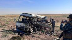 4 policemen dead, 30 injured by car accident in Kirkuk
