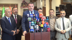 """""""لن ننجح دون مشاركة الآخر"""" <br>الاتحاد الوطني الكوردستاني و المجلس السياسي العربي يفتحان صفحة جديدة"""