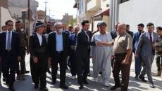 KDP seçim kampanyasıyla Kerkük'e döndü