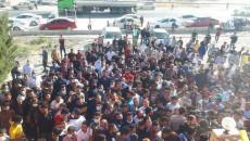 Thousands of displaced Ezidis apply for security job