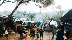 Venus: from IDP camp to refugee camp