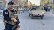 Shiite paramilitary ban Kurdish party from campaign northeast of Baghdad