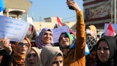 Bir anketin yüzde 70'i<br>Kerkük'ün protestolarının istihdam sürecini iptal etmeyeceğini düşünüyorlar