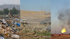 Life in two neighbourhoods of Kirkuk marred by air pollution