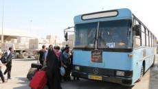 15 الف سائح يصلون خانقين يوميا بعد افتتاح معبر المنذرية الحدودي