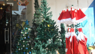 Ninewa's Telaskuf Christians prepare for Christmas celebrations