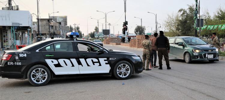 Kirkuk: Police Department increases hotlines to better help people