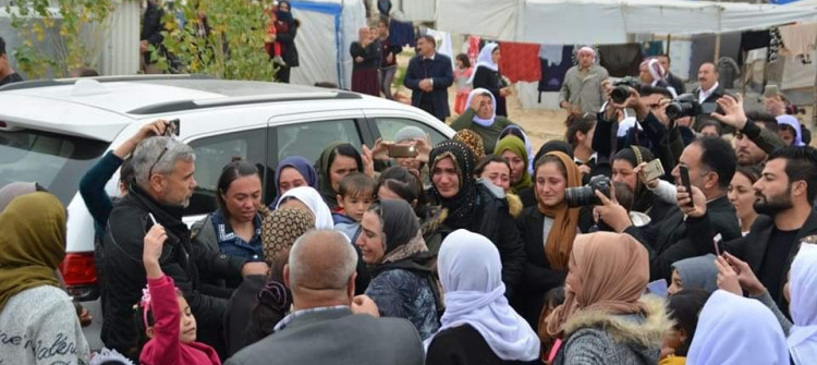 From honey trading to rescuing Ezidi captives<BR> Abdulla rescued 399 women and children in six years