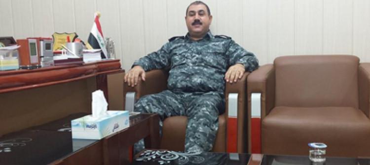 """Kerkük polisi sözcüsü partisinden vazgeçti<br>""""Kerkük'ün sorumlulukları sorunlarımda bana yardımcı olmadı"""""""