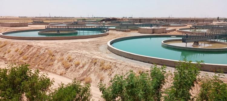 """أزمة مياه الشرب في كركوك """"تتجه نحو الحل"""""""