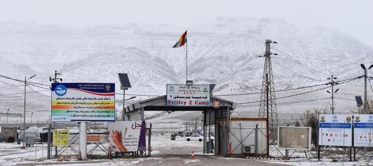 Göçmenler kışa hazırlıksız girdi
